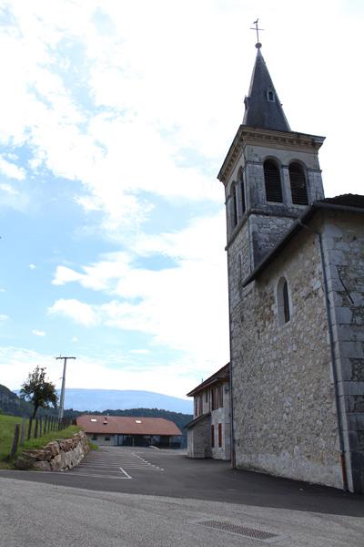 Eglise - Verel-de-Montbel - Savoie - Patrimoine